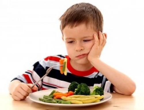 Το παιδί μου δεν τρώει. Ν' ανησυχώ; | we24.gr