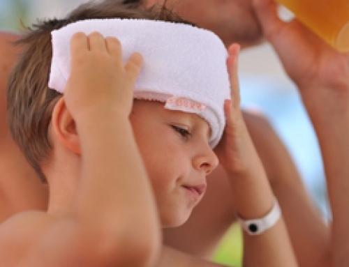 Συμβουλές προστασίας των παιδιών από τη θερμοπληξία | infokids.gr
